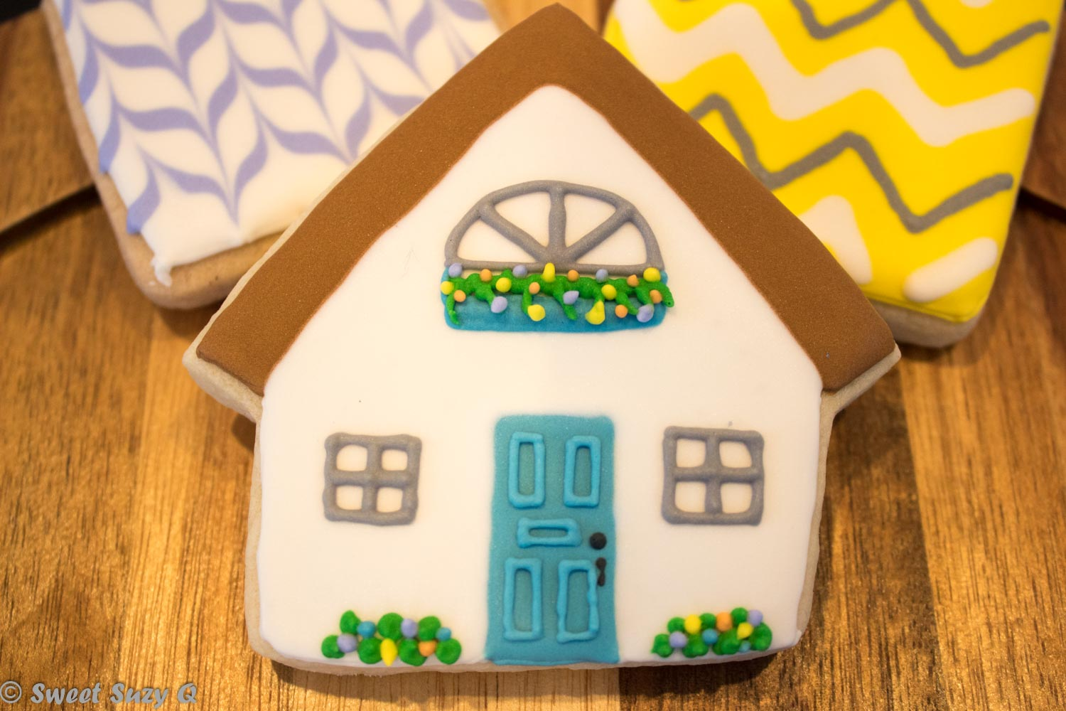 House key cookies