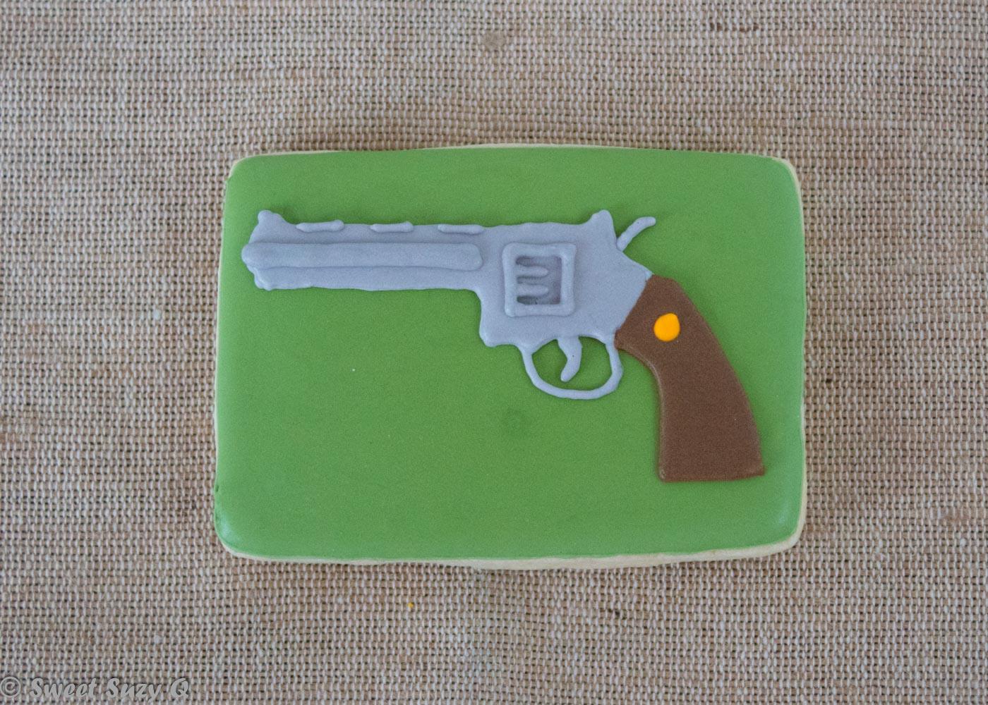 Rick's gun