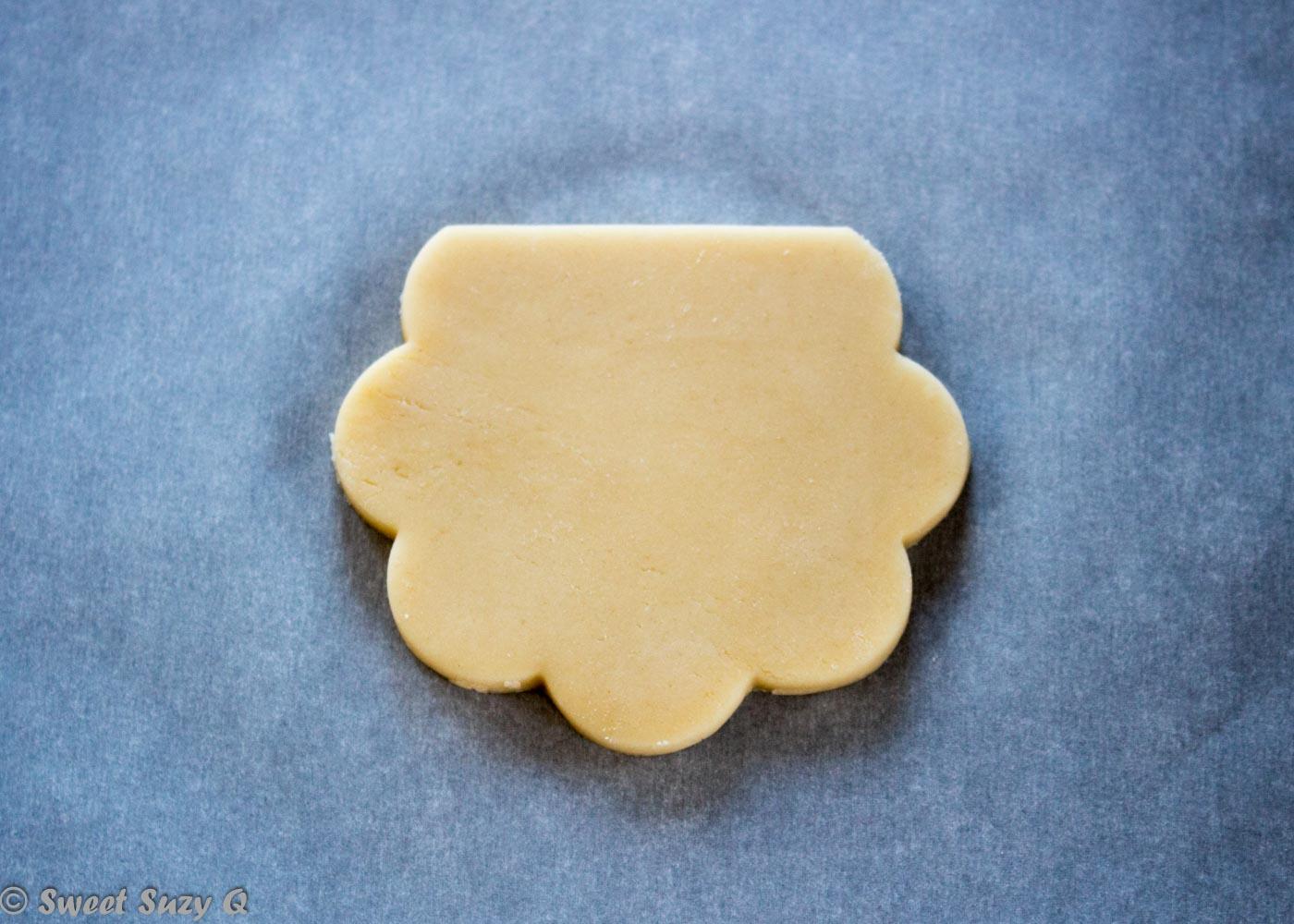 Leprechaun cookie cut 1